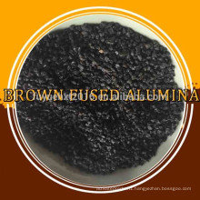 sandpaper used calcined aluminum oxide/brown fused alumina