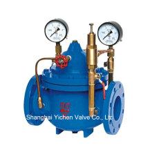 Kugelgraphit Druckreduzierung Ventil (PRV) für Wasser (200 X)