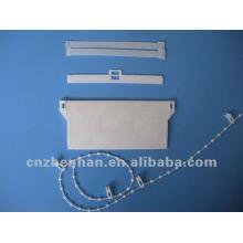 vertical blind components-100mm plastic spacer for vertical blinds carrier,Blind accessories
