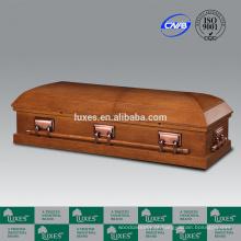 Caixão MDF LUXES alto padrão caixão de madeira estilo americano
