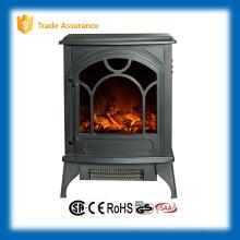CSA CE certifié certifié flamme flamme de poêle à bois artificiel (foyer électrique)