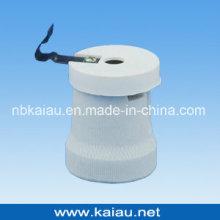 E27F519P Porcelain Lamp Holder