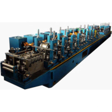 Erw steel pipe making machine made in China for carbon welded pipe