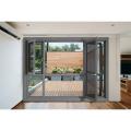 New Design New Color black glass aluminium windows in china