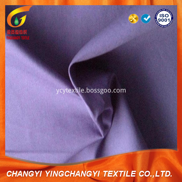 brushed cotton dyed fabric