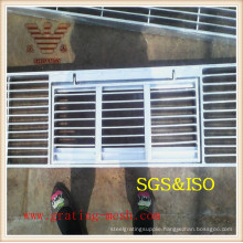 Steel/Galvanized/Stainless Steel Gratings with Best Quality