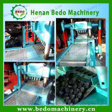 Usine directement approvisionnement Mini machine de comprimé de presse / briquette de charbon de bois de narguilé faisant la machine à vendre et 008613343868845