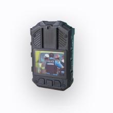 L'appareil-photo IP65 de corps de vision nocturne de GPS IR a imperméabilisé la caméra vidéo de corps de police 1080P