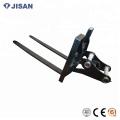 Longgongfork lift parts, hydraulic lifting fork, used forklift forks