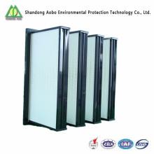 Клетки V и высокого потока воздуха очиститель воздуха фильтр