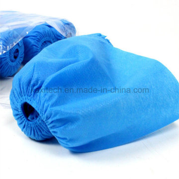 Environmental Shoe Cover Non-Woven PP Waterproof Anti-Skid Manufacturing Kxt-Sc36