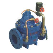 Válvula de control eléctrico (GL600X)