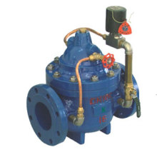 Электрический регулирующий клапан (GL600X)
