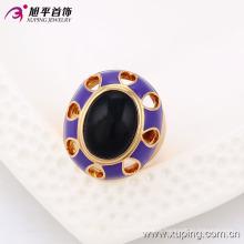 13717 Xuping mode de belles conceptions d'anneau d'or, bagues en alliage de bijoux pour les hommes et les femmes