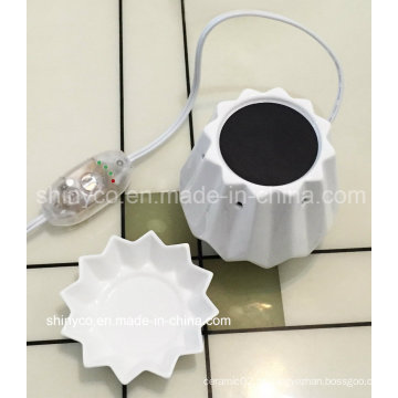 Электрический полупрозрачный светодиодный подогреватель свечей с регулировкой температуры