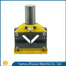 Placa hidráulica das ferramentas da categoria superior que perfura o corte de dobra da barra portátil da máquina chinesa do ônibus