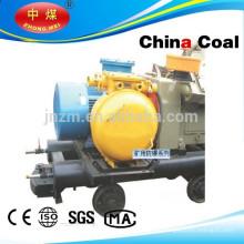 Compresor de aire portátil del pistón de 10m 7bar, compresor eléctrico / diesel del pistón