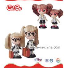 China-heiße verkaufende pädagogische Puppe für Mädchen (CB-BD012)