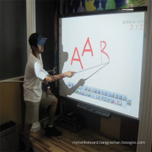 Mutifunction Finger Touch Interactive Whiteboard for Multimedia Class