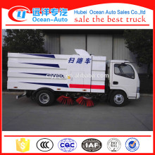 Dongfeng Road Sweeper Truck / Street Sweeper Truck / Street Cleaning Vehicle