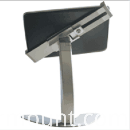 P14 ipad tablet table stand back