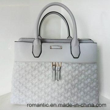 Moda Trendy Fashion Ladies PU Embroderied Briefcase (NMDK-042607)