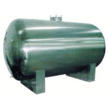 El tanque 2017 del acero inoxidable de la comida, el fermentador cónico SUS304 100 galones, el reactor agitado constante del tanque de GMP