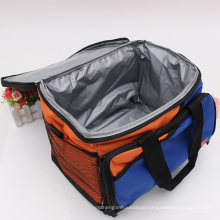 Gots Oekotex 100 OEM Production Recyclable Portable Aluminium Foil Ultrasonic Ice Bag with Lamination