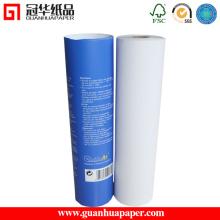 Bon marché Bonne qualité papier à fax thermique 1 ply 216 mm