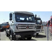 Caminhão de cabeça de trator Beiben Ng80 6 X 4 para venda na África Ocidental Mali