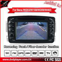 Auto Video für Mercedes Benz Clk-C209 GPS Navigator