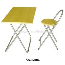 Table et chaise d'étude enfant