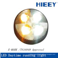 3'' Round LED daytime running light IP67 LED day running lamp for truck