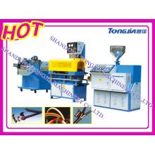 Plastic PP/PE/PA Single-Wall Corrugated Pipe Machine (JG-XDBG30/45/65)