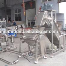 Prix de la machine industrielle d'extracteur de jus d'agrumes en acier inoxydable