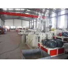 Línea de producción de la máquina de extrusión de tubos BXGE63 PE