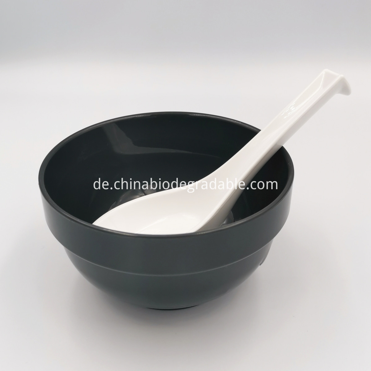 Environmentally High Quality Compostable Bowl