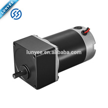 90v 15w electric brushed dc gear motor with reduction gear