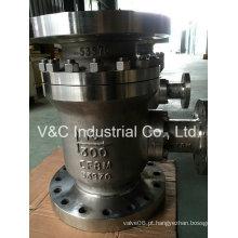 Válvula de recirculação automática com corpo A105
