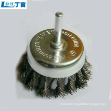 durable adjustable wire brush for cleaning grime