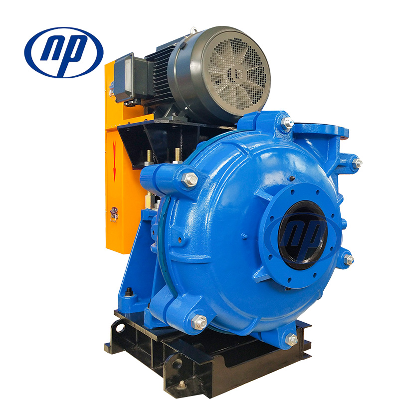 8-6E-AH slurry pump