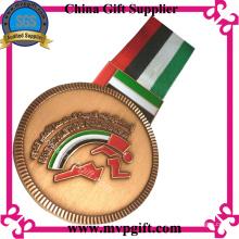 Bespoke Medal with Customer 3D Logo Engraving