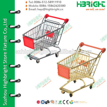 red mini trolley toys