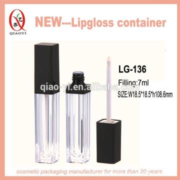 Emballage cosmétique à lèvres à lèvres LG-136