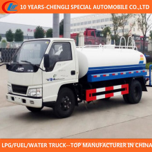Caminhão molhando do caminhão de tanque 4cbm da água de 6 rodas para a venda