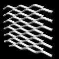 Galvanisiertes Streckmetall-Diamantflachblech