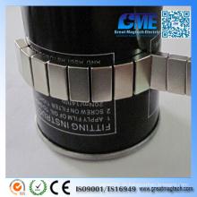 N35sh Automotive Ölfilter Seltener Erd Block Magnet