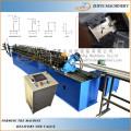 Ángulo de acero L ángulo de formación de maquinaria / perfiles de esquina de pared de metal que hace la máquina