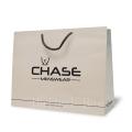 Custom Kraft Paper Gift Shopping Bag for Garment Packing