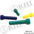 bouchons en plastique pour boulons couvercle de boulon en plastique protecteurs de fil en plastique